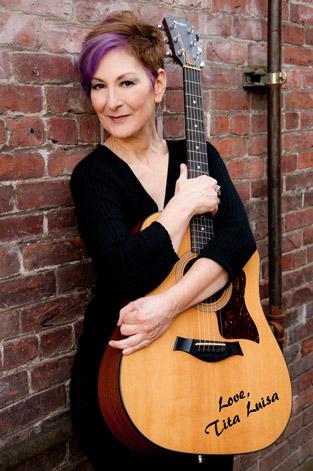 singer songwriter photography Tita Luisa eugene