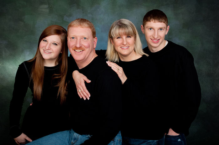 family portrait photography studio eugene oregon