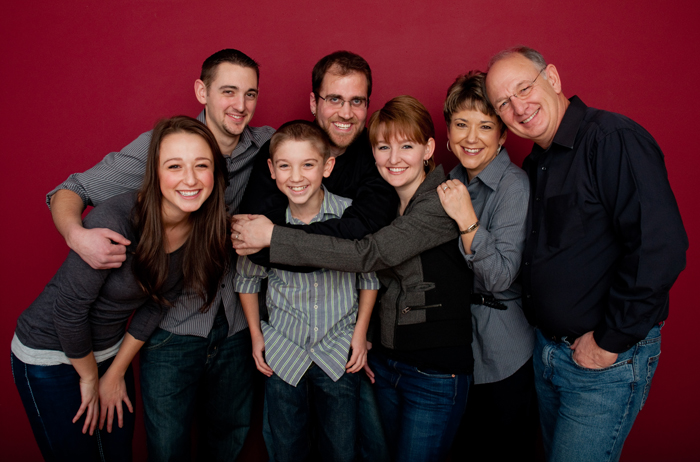 family photographer eugene oregon