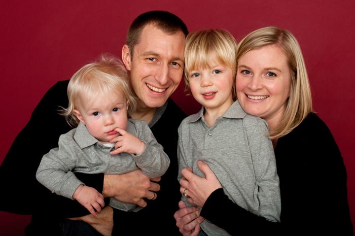 family portraits eugene, oregon