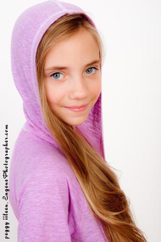 Teen model portfolio pictures