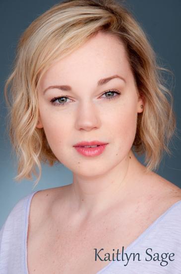 actor headshot photography Kaitlyn Sage