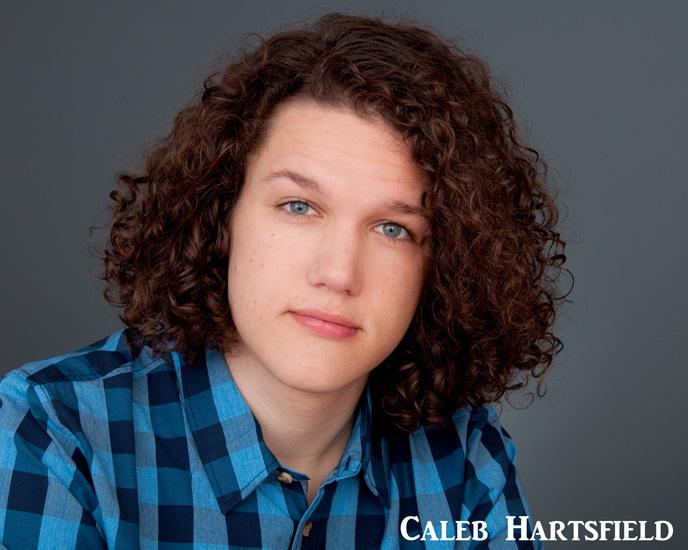 Caleb Hartsfield Eugene Actor headshots photographers