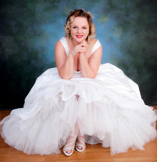 Mary Kell wedding dress donation