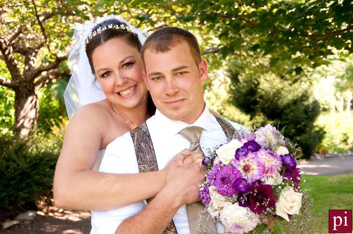 wedding photography Sarah and John eugene oregon