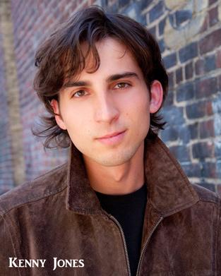 Actor headshots for Kenny Jones by Photographer Eugene