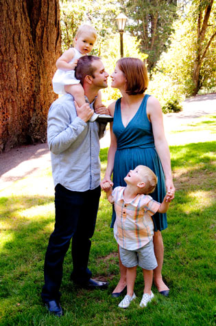 Rindy family photography eugene