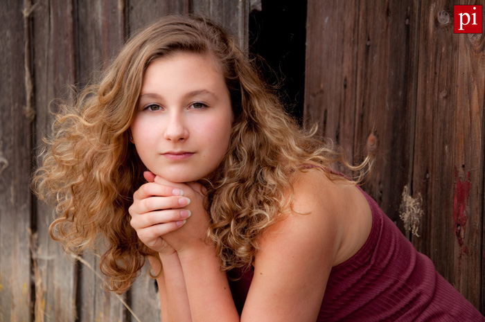 Senior pictures for Andie in Eugene, Oregon