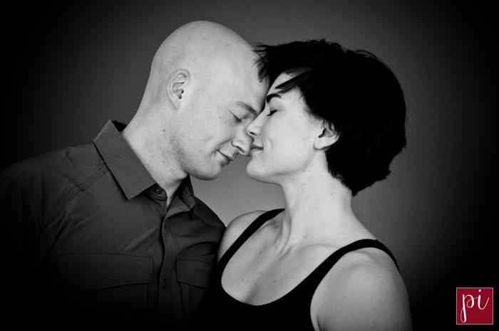 couples portrait session for Taylor and Larkin eugene oregon