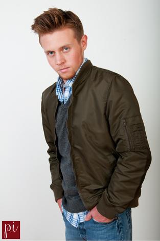 Cory Hern modeling portfolio eugene oregon