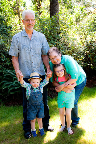 kids and grandkids stuarts eugene, oregon