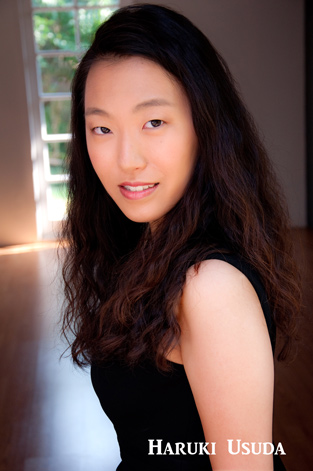 acting headshots for Haruki eugene oregon