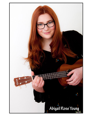 musician photography for Abby Young in eugene, oregon