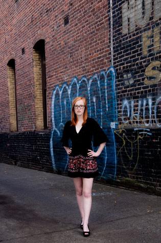 senior pictures for Hannah L in eugene, oregon