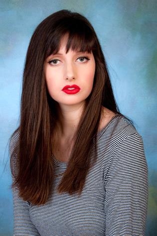 senior portrait photography for Moura in eugene, oregon