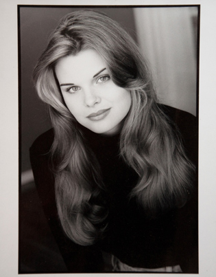 heather tom photo by peggy iileen
