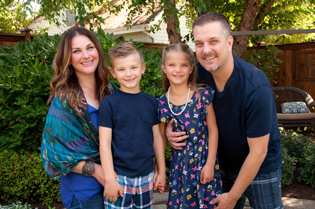 the Shawver family photographer