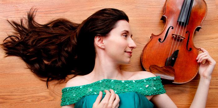 Violinist Photos Christina Ebersohl